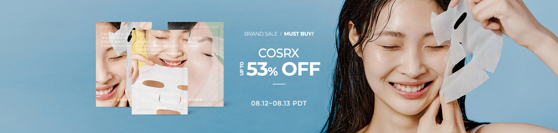 COSRX Up to 53% OFF