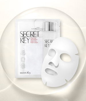 SECRET KEY STARTING TREATMENT ESSENTIAL<span>MASK REVIEW</span>