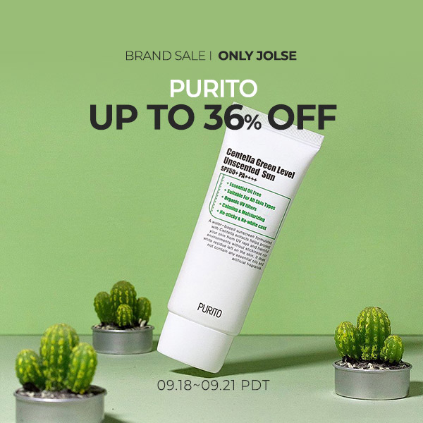 PURITO Up to 36% OFF