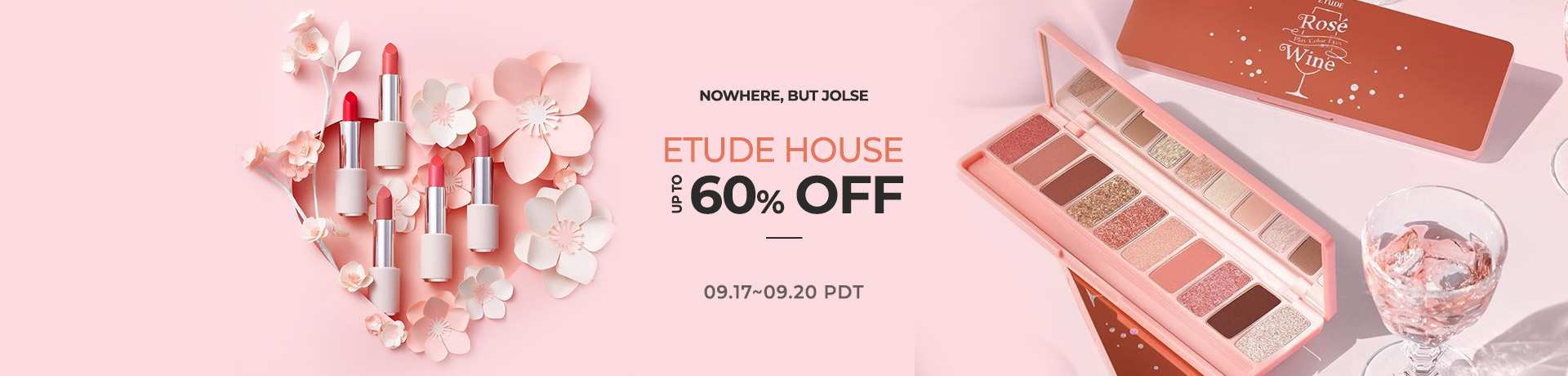 ETUDE HOUSE Up to 60% OFF