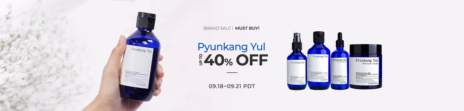 Pyunkang Yul Up to 40% OFF