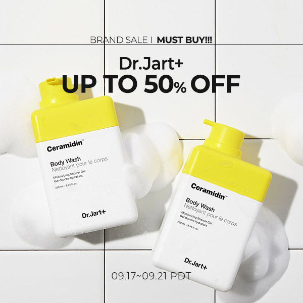Dr.Jart+ Up to 50% OFF