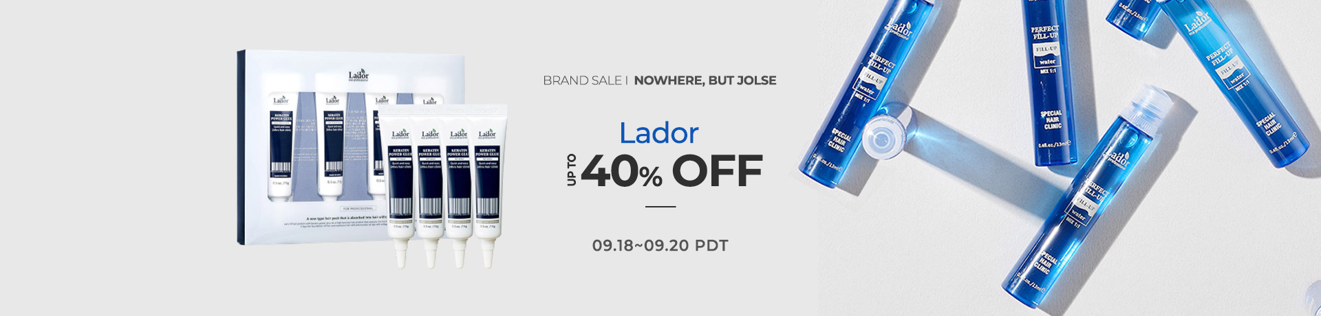 Lador Up to 40% OFF