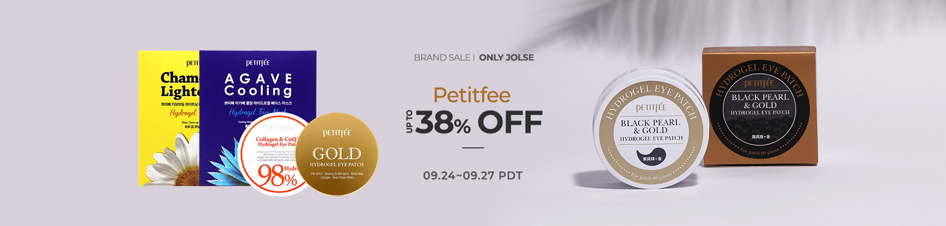 Petitfee Up to 38% OFF