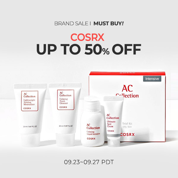COSRX Up to 50% OFF