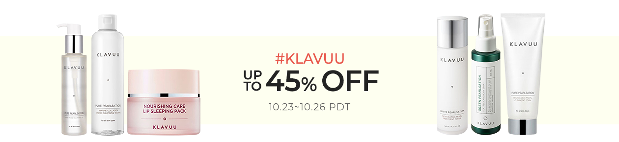 KLAVUU Up to 45% OFF