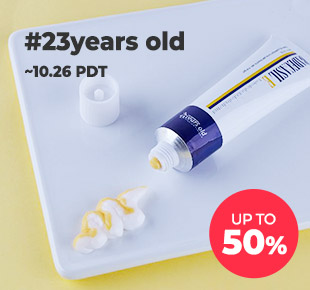 23years old Up to 50% OFF