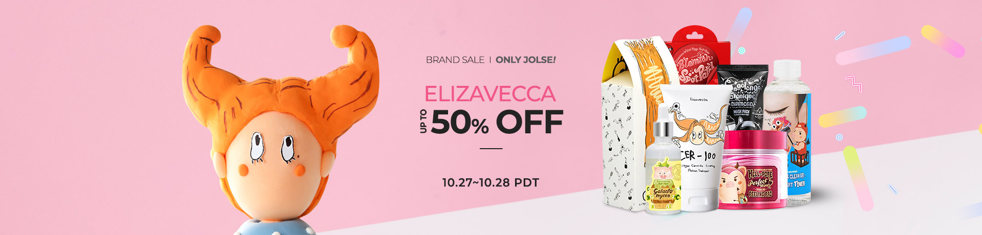 Elizavecca Up to 00% OFF