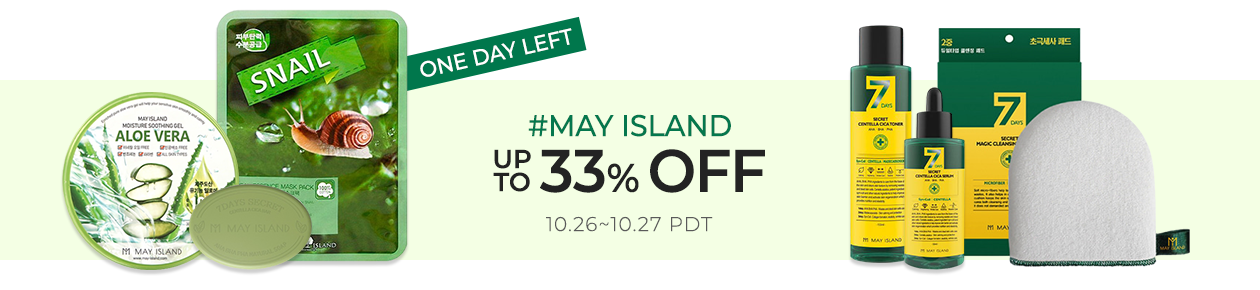 MAY ISLAND Up to 33% OFF