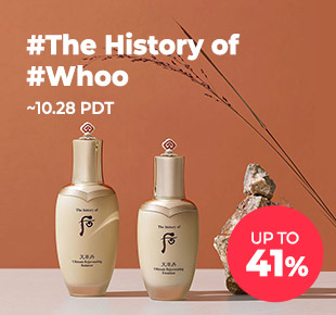 The History of Whoo Up to 00% OFF