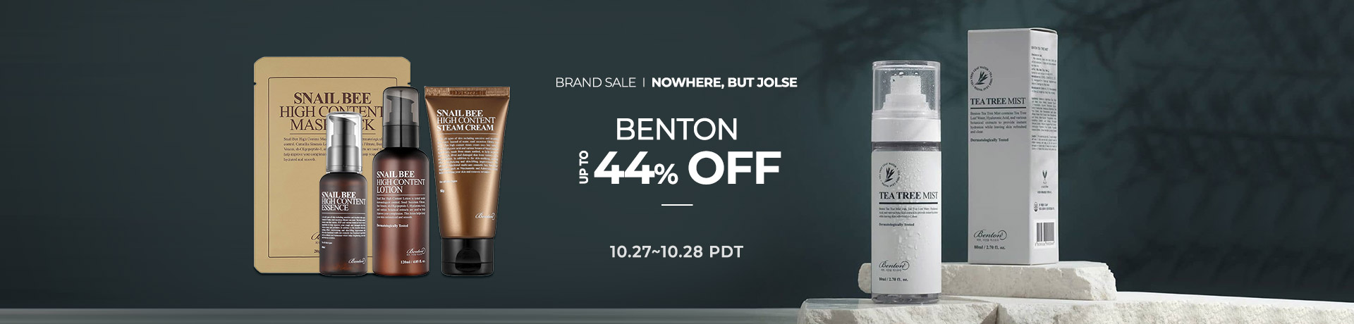 BENTON Up to 44% OFF
