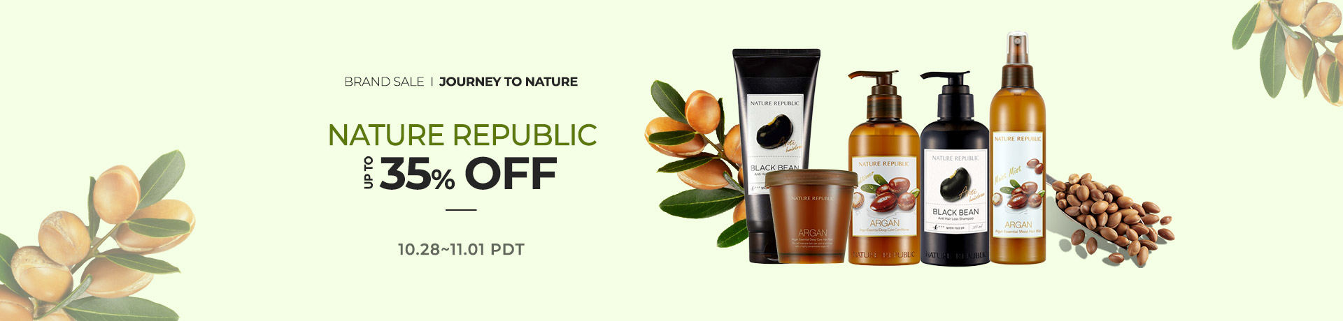 Nature Republic Up to xx% OFF