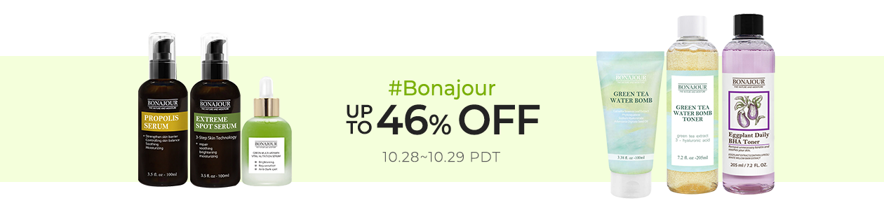 BONAJOUR Up to xx% OFF