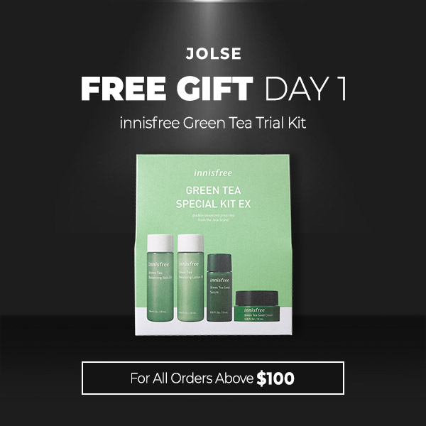 Free Gift Day 1
