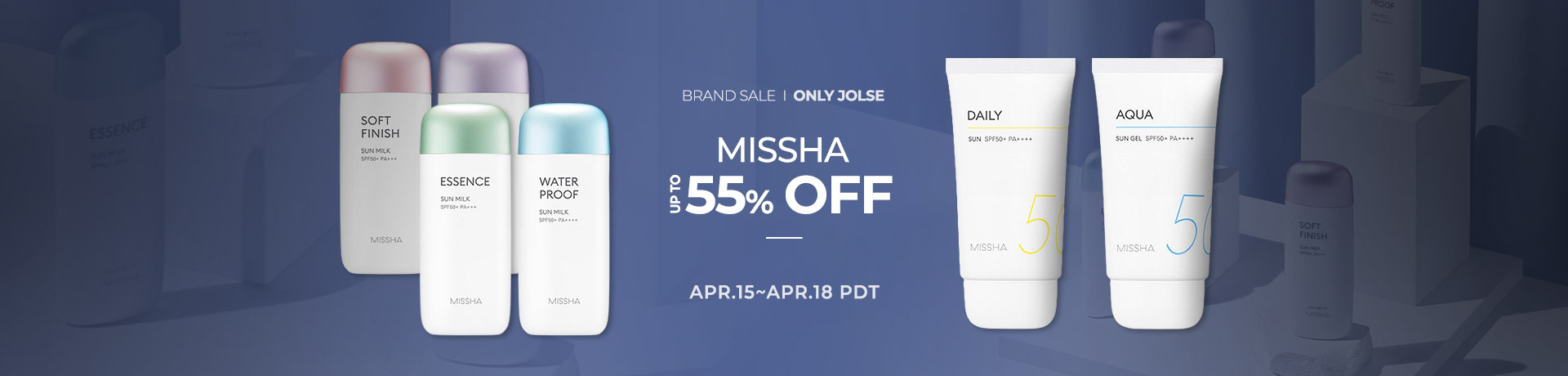 MISSHA Up to 55% OFF