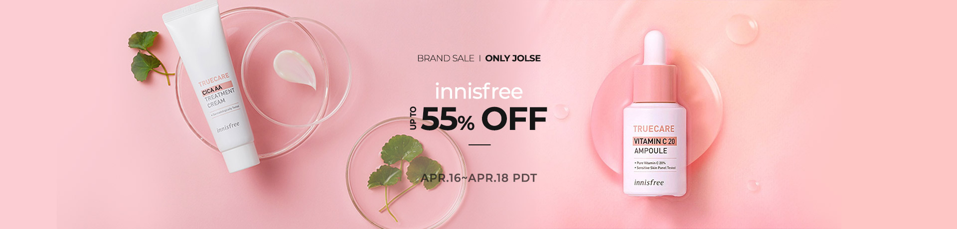 innisfree Up to 55% OFF