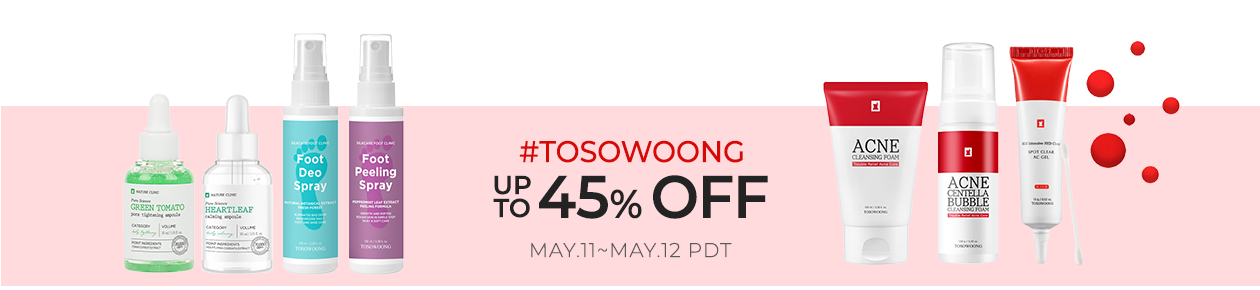TOSOWOONG Up to 45% OFF