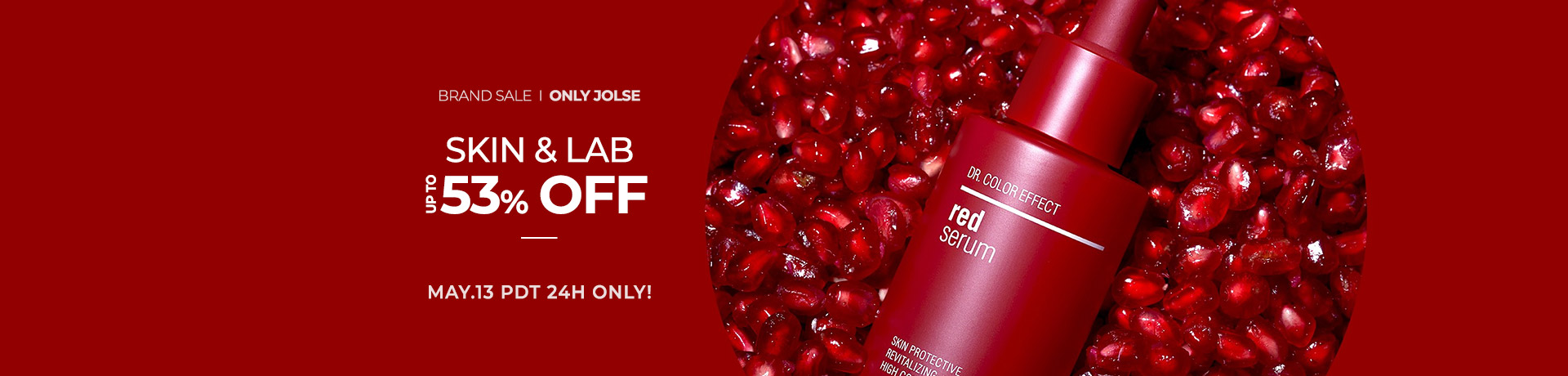SKIN&LAB Up to 53% OFF