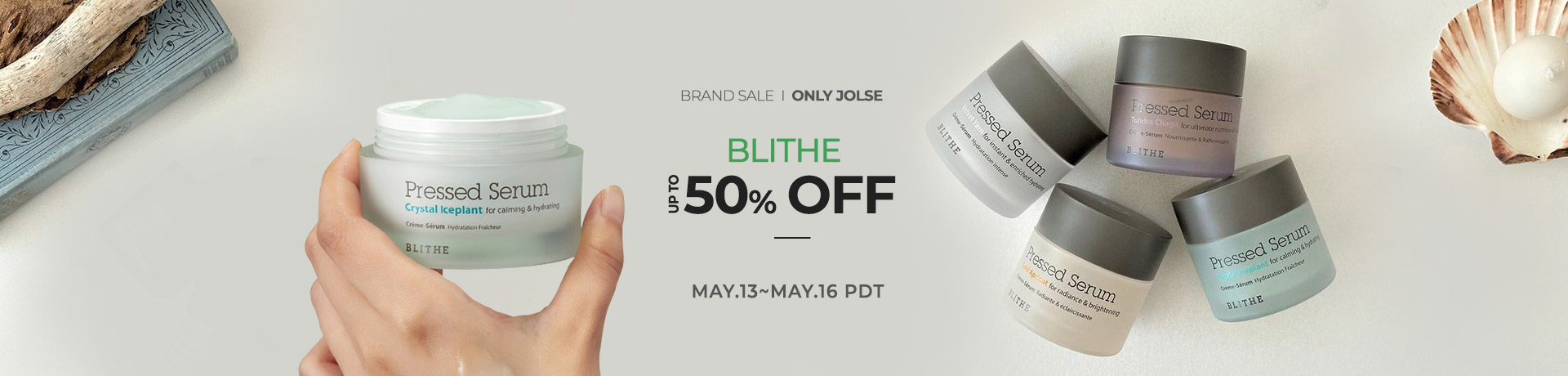 BLITHE Up to 50% OFF