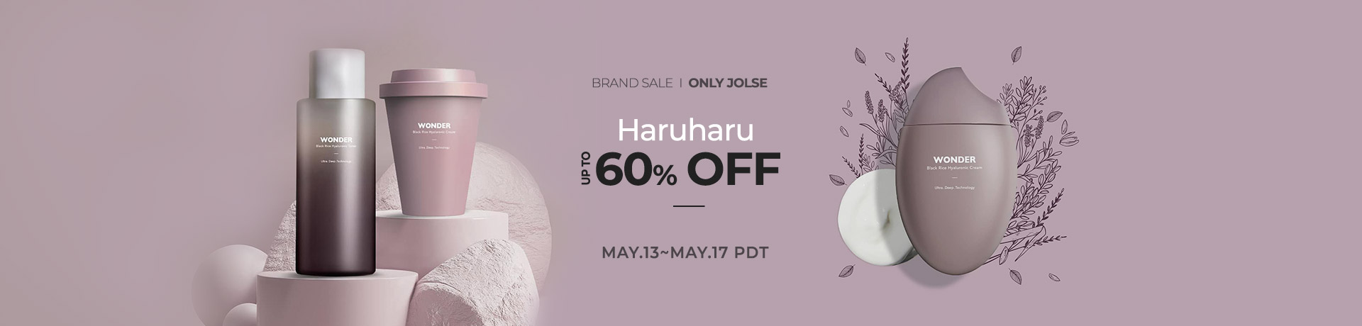 Haruharu Up to 60% OFF