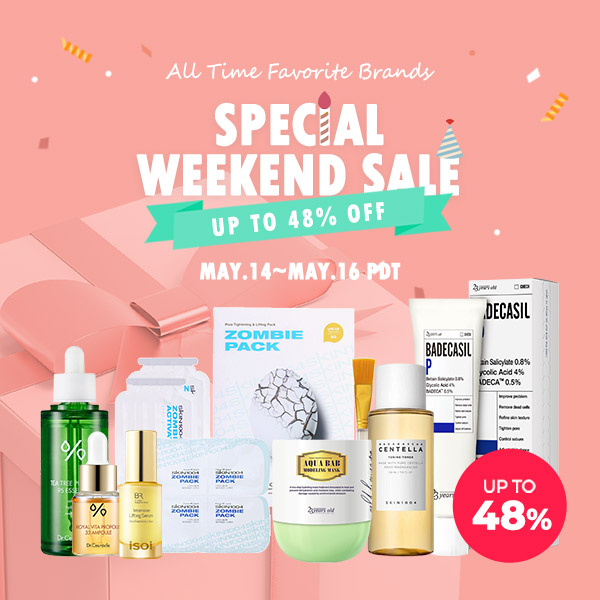 Weekly Brand Sale! Up to 48% OFF