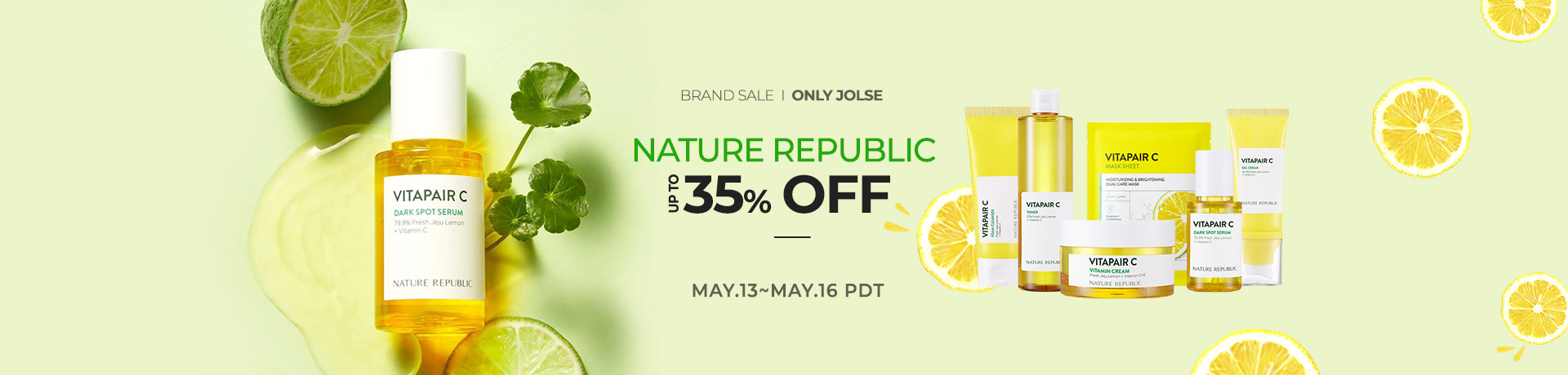 Nature Republic Up to 35% OFF