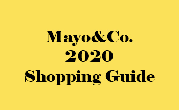 2020 Shopping Guide