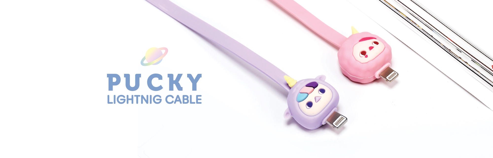 Pucky Lightning Cable