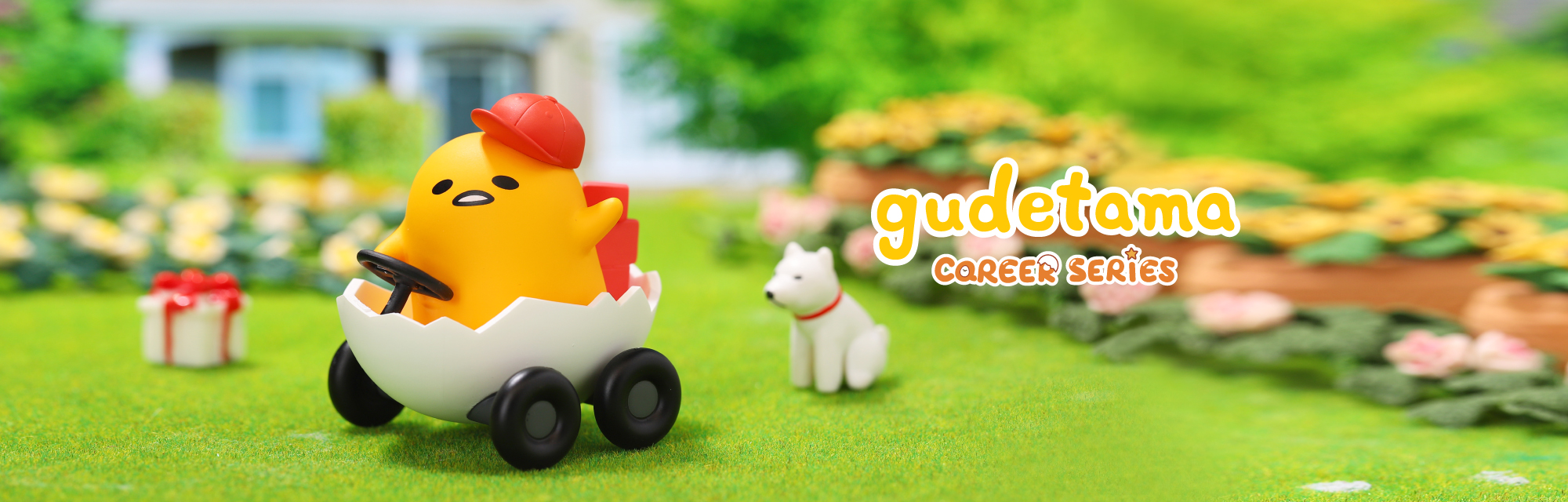 Gudetama Career