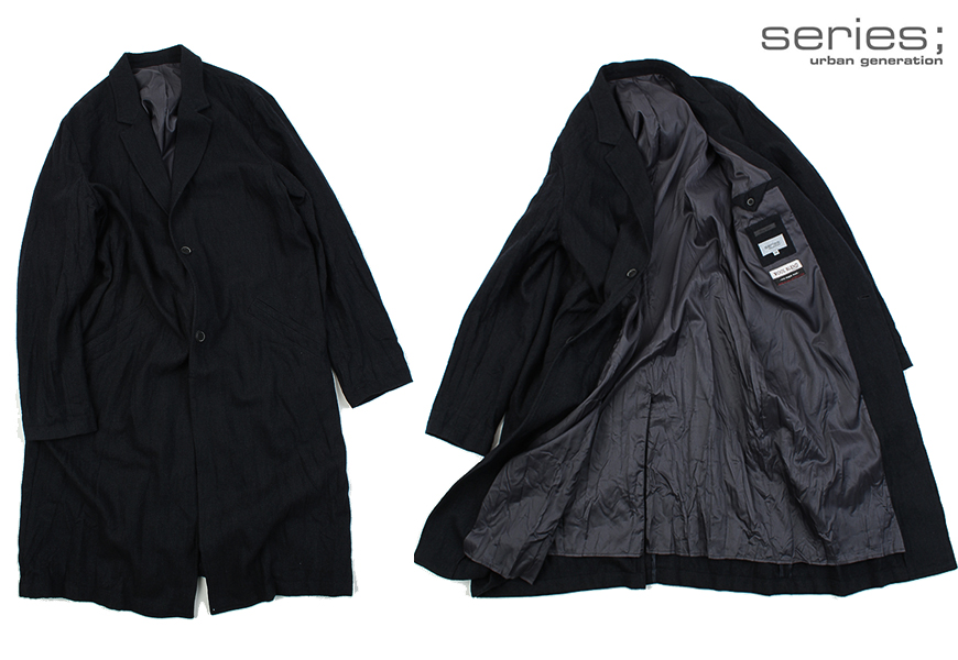 SERIES LONG COAT