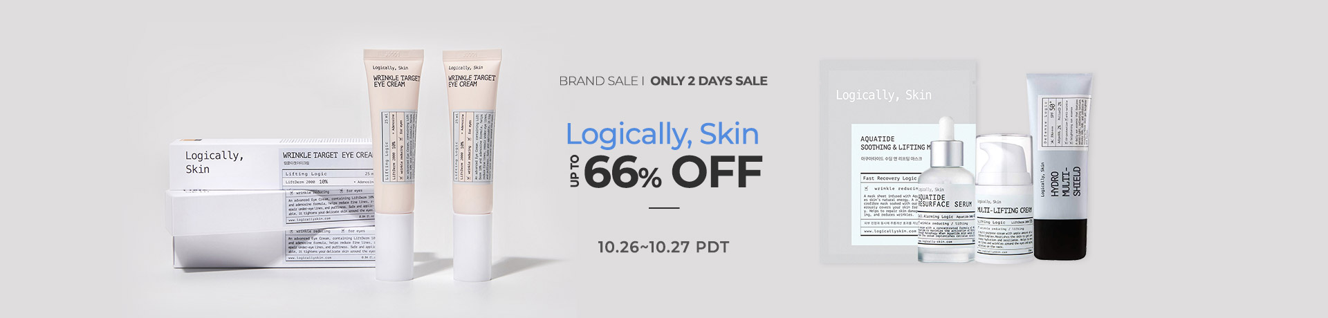 Logically, Skin Up to 66% OFF