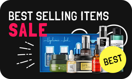 BEST SELLING ITEMS SALE