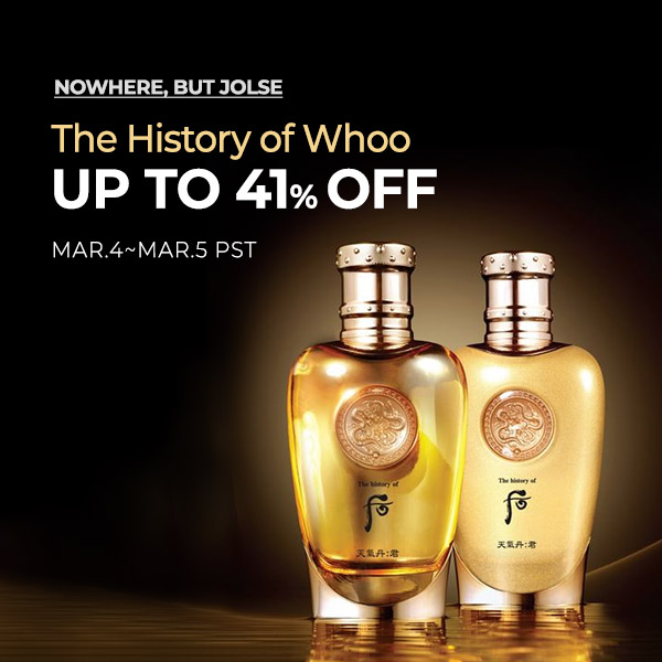 The History of Whoo Up to 41% OFF