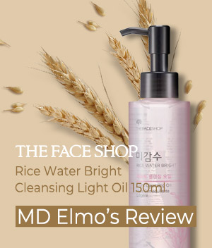 Rice🌾 Water Bright Cleansing Light Oil✨✨<span>MD Elmo s Review</span>