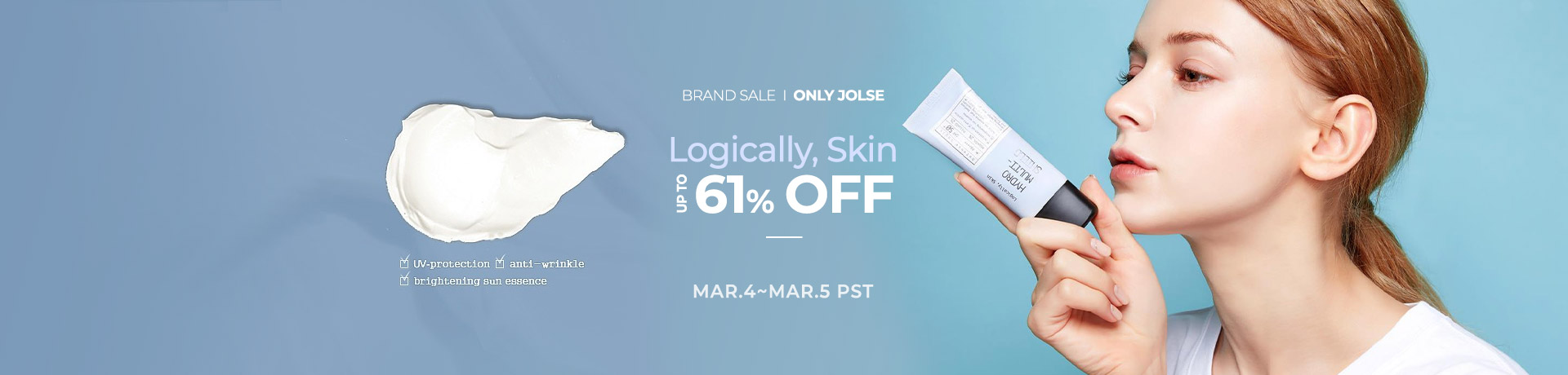 Logically, Skin Up to 61% OFF
