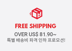 5. free shipping over $89.90~