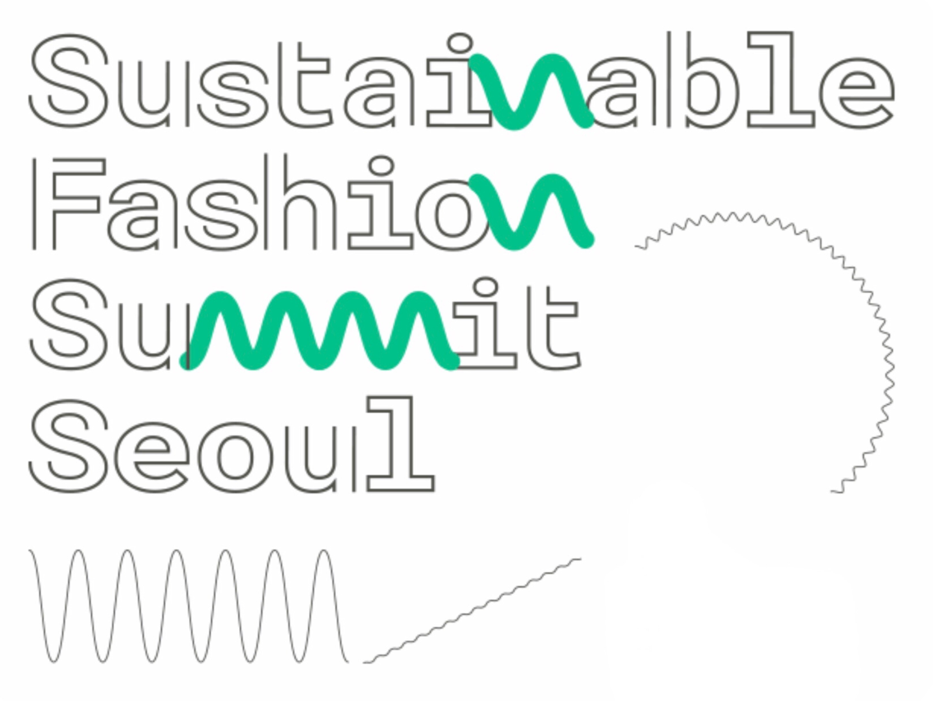 Sustainable Fashion Summit Seoul