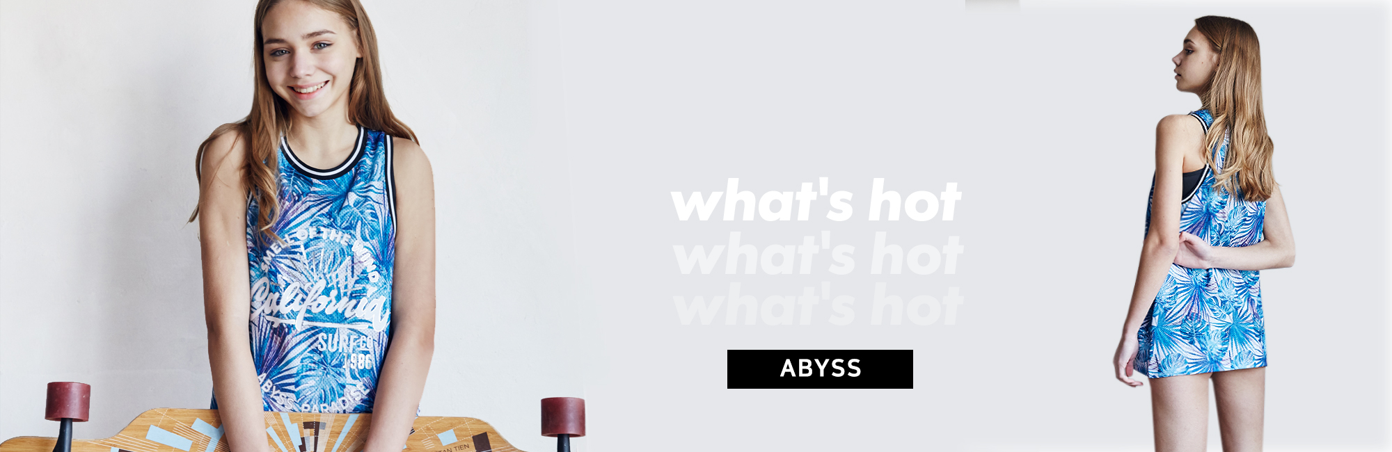 Abyss 2018 S/S For Woman