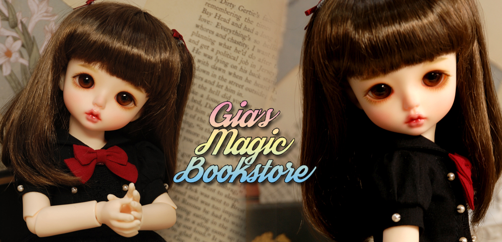 Gia's Magic Bookstore
